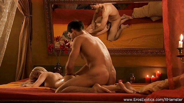Trío anal sin censura del porno japonés Nozomi video xxx lesviana Mashiro