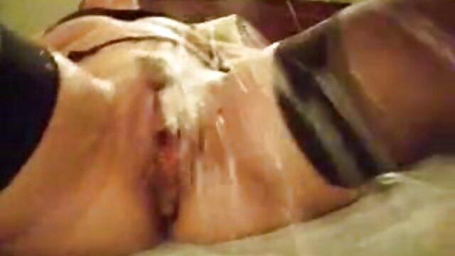 Gangbang con doble penetración está en videos lésbico el menú